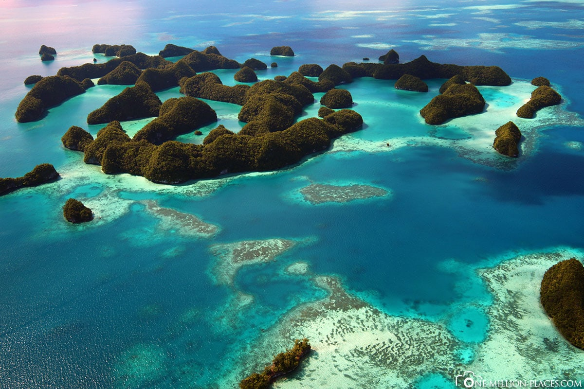 Rock Islands, Palau, Micronesia, South Seas, On Your Own, Travelreport
