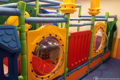 Der Kinder-Spielbereich