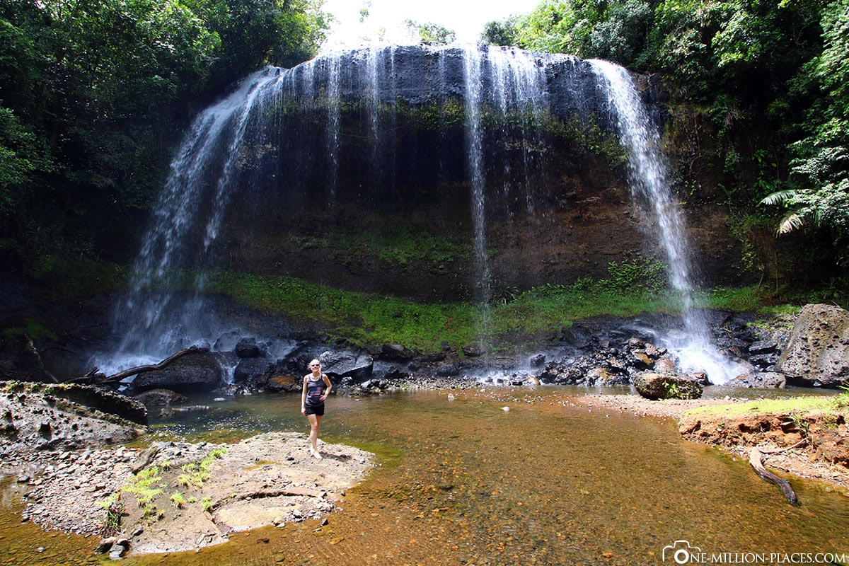 Ngardmau Waterfall, Palau, Babeldaob Island, Island Tour, Attractions, On Your Own, Travelreport