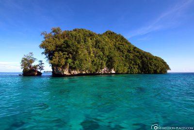 Die Kalksteininseln