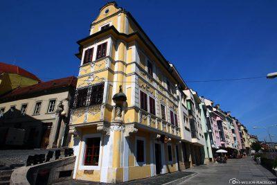 The House of the Good Shepherd in Bratislava