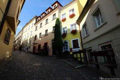 The entrance to Bratislava Castle