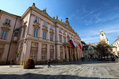 The Primatial Palace
