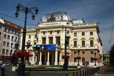 The Slovak Philharmonic