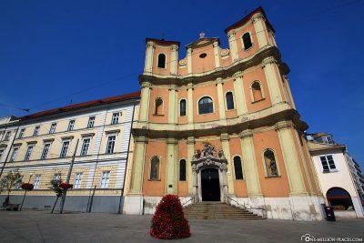 The Trinitarian Church