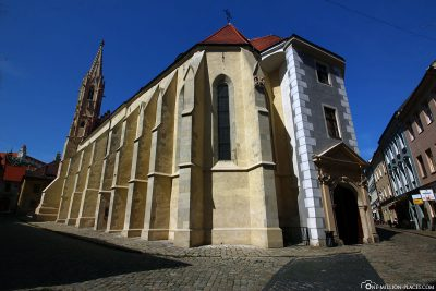 The Claret Church