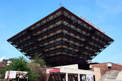 The pyramid of Slovak broadcasting