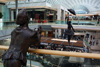 The Eurovea Shopping Centre