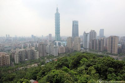 View of Taipei 101