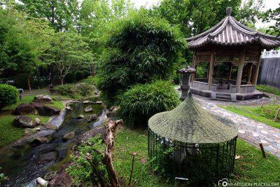 Der Zhishan Garden