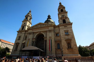 The Basilica of St. Stephen