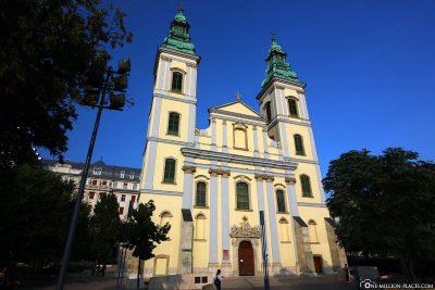Die Innerstädtische Pfarrkirche
