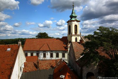 The Transfiguration Church in Szentendre