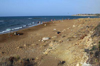 Der Alagadi Turtle Beach