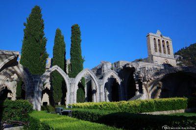 To Bellapais Abbey
