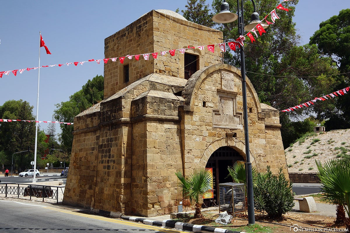 Nicosia, Cyprus, Attractions, Kyrenia Gate, City Gate