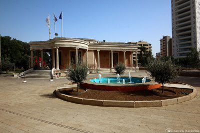 The Town Hall of Nicosia
