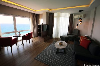 Our Suite at Salamis Bay Conti