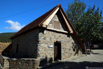 Die Kirche Archangelos Michail (Pedoulas)