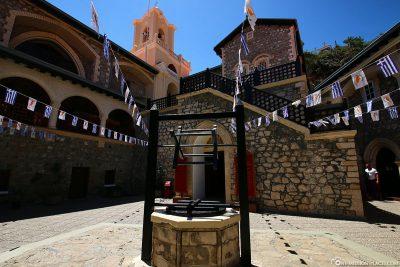 Das Kloster Kykkos