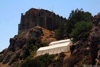 Das Kloster Stavrovouni