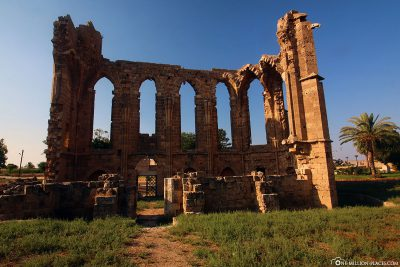 Remains of St. George of the Latin Parish Church