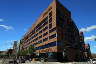 25 Hours Hotel Hamburg Hafencity