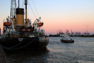 Museum harbour Oevelgönne