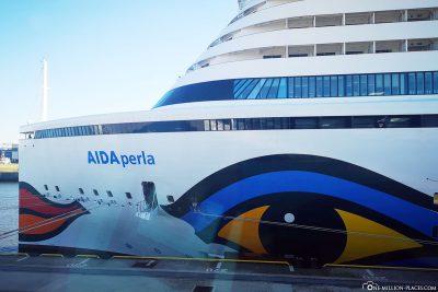 The AIDAperla