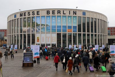 The Entrance South to ITB Berlin