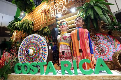 ITB Berlin - Travel country Costa Rica