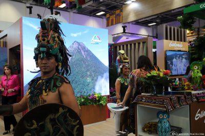 ITB Berlin - Travel country Guatemala