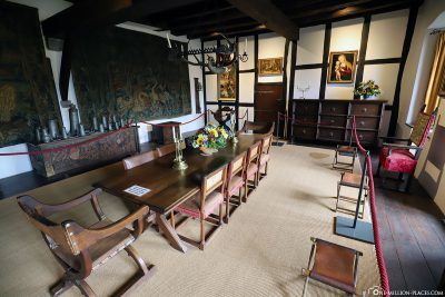 The living room Rübenacher Untersaal
