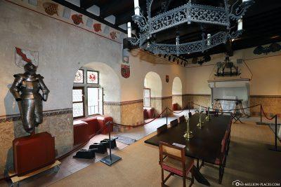 The Knight's Hall