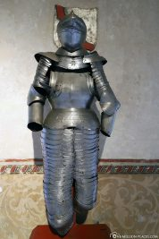 Old Knight's Armor