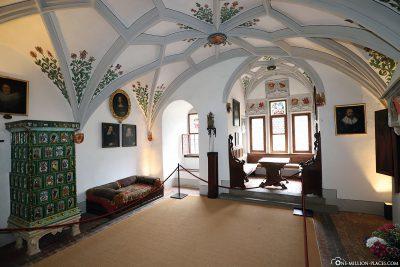 The Flag Hall