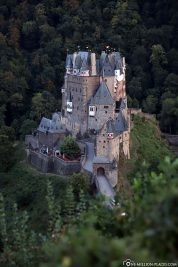 The high castle from the 12th century