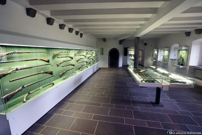 The Collection of Firearms