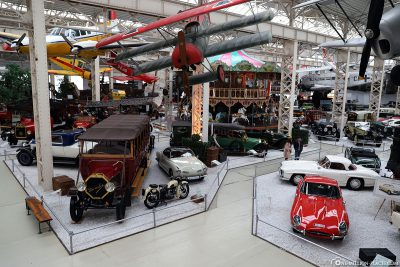 The Liller Halle in the Technik Museum