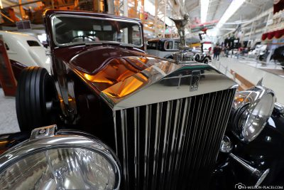 Ein Rolls Royce