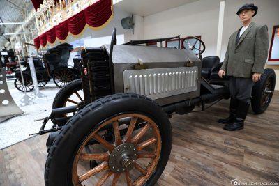 De Dietrich 60 CV Course Bugatti