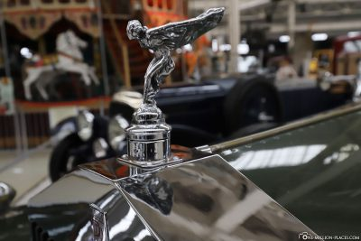 "Rolls Royce Kühlerfigur ""Spirit of Ecstasy"""