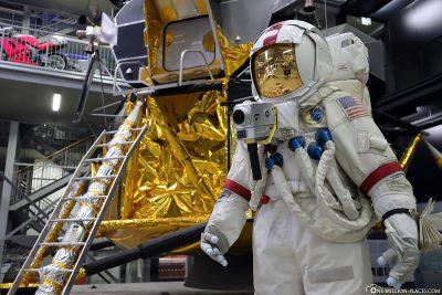 Die Mondmission der NASA