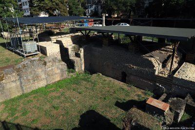Römische Thermenanlage