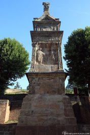 Die Igeler Säule in Trier