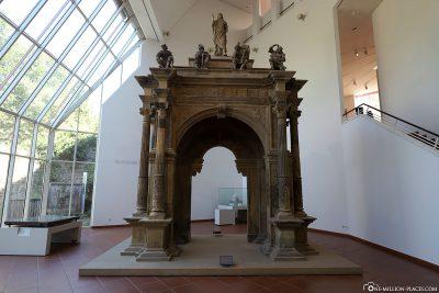 Grabaltar von Christoph von Rheineck