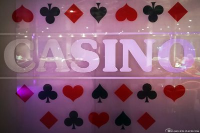 Casino an Bord