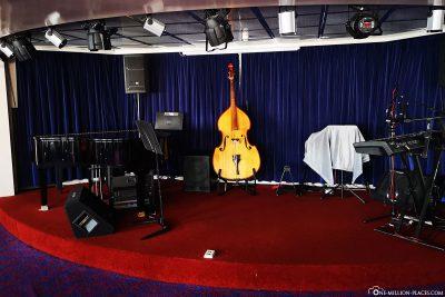 Live-Musik am Abend