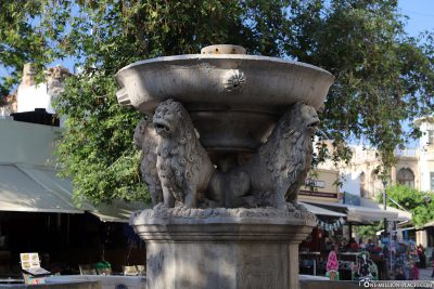 The Lion's Fountain
