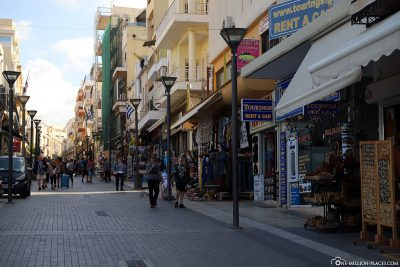 Downtown Heraklion